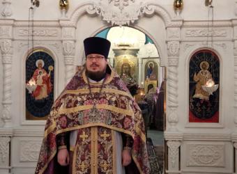 Проповедь протоиерея Сергия Третьякова в Неделю 3-ю Великого поста, Крестопоклонную