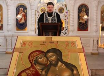 Четверток Великого покаянного канона. «Стояние преподобной Марии Египетской»