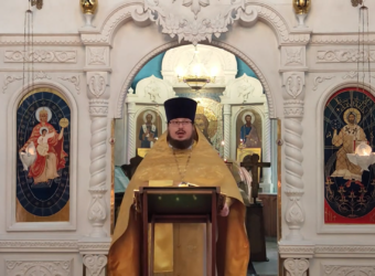 Слово протоиерея Сергия Третьякова в Неделю 3-ю по Пятидесятнице