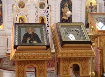 Неделя 4-я по Пятидесятнице. Обретение мощей преподобного Сергия, игумена Радонежского