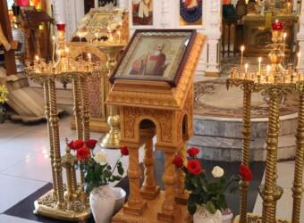 Равноапостольного князя Владимира, воспоминание Крещения Руси