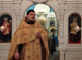 Проповедь протоиерея Сергия Третьякова в Неделю 7-ю по Пятидесятнице