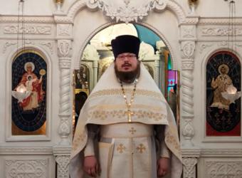 Проповедь протоиерея Сергия Третьякова в Неделю 6-ю по Пятидесятнице