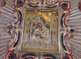 Почаевской иконы Божией Матери