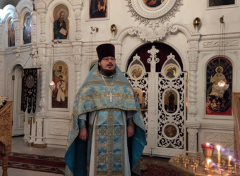 Слово протоиерея Сергия Третьякова в праздник Покрова Пресвятой Богородицы