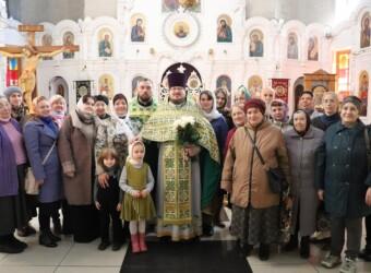 Преподобного Сергия, игумена Радонежского